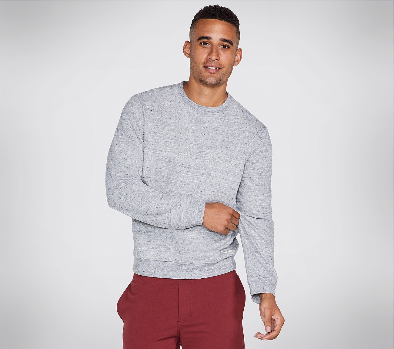 Skechers Apparel Worthy Crewneck Shirt