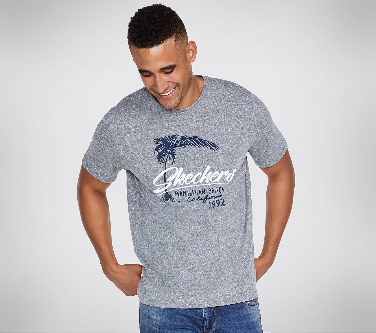 Skechers Apparel Blissful Tee Shirt