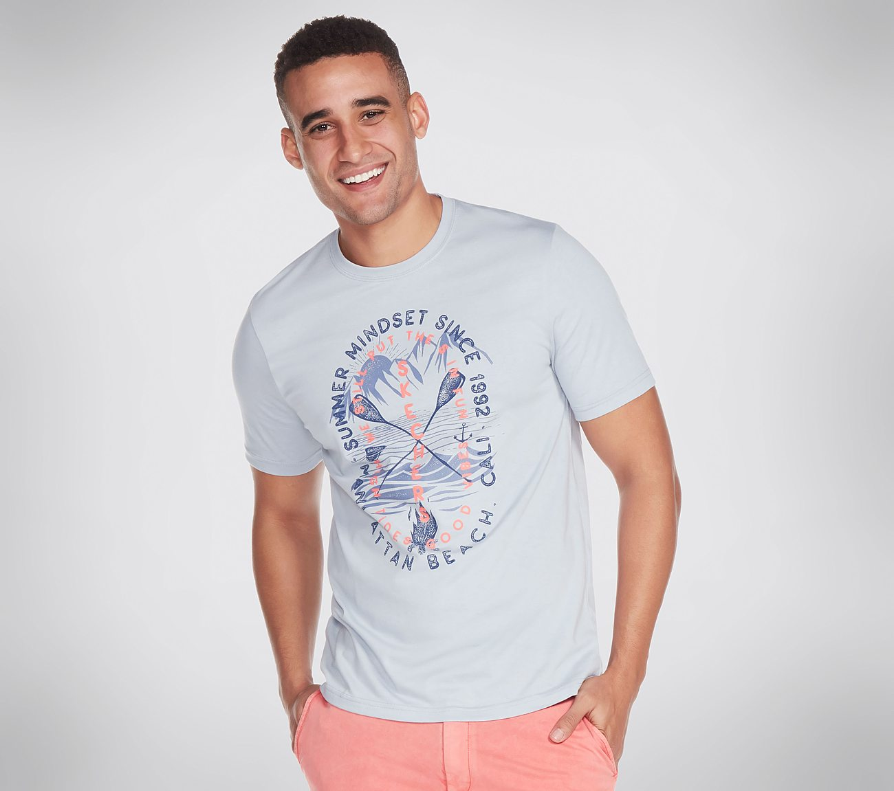 Skechers Apparel Mindset Tee Shirt