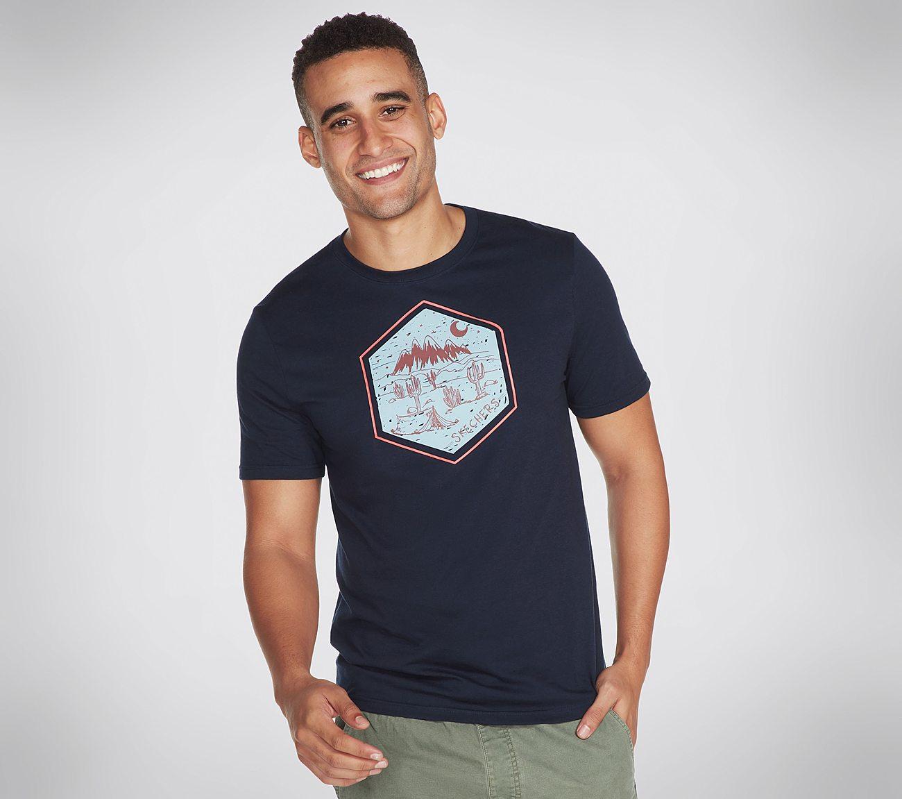 Skechers Apparel Desert Tee Shirt