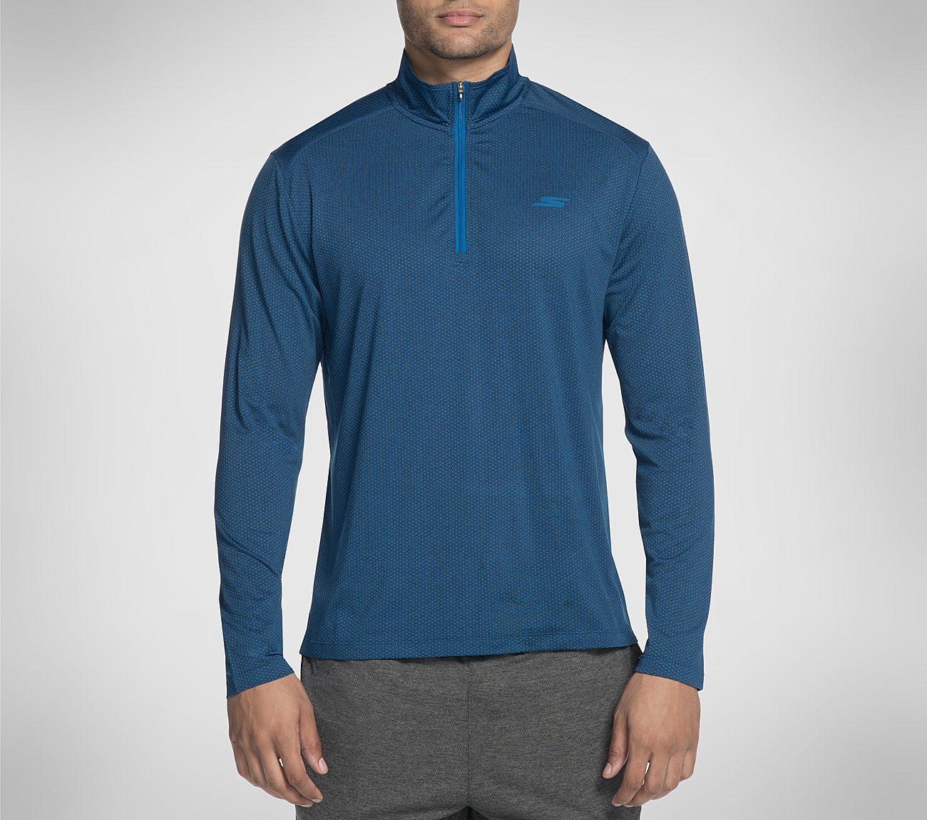Davenport 1-4 Zip Shirt