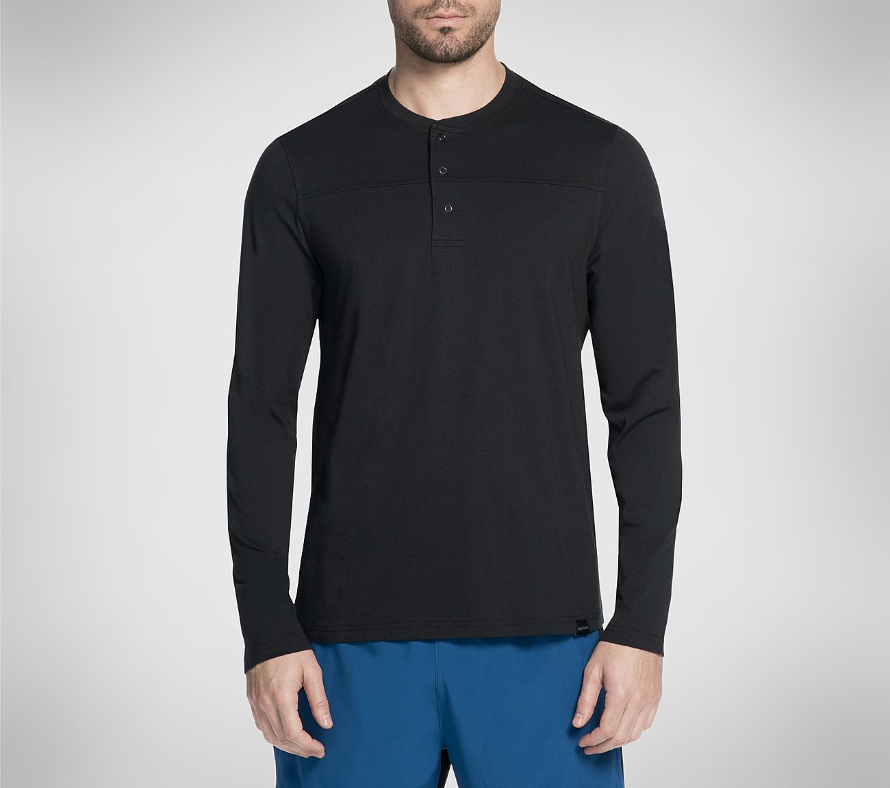 Baywood Henley Long Sleeve Shirt