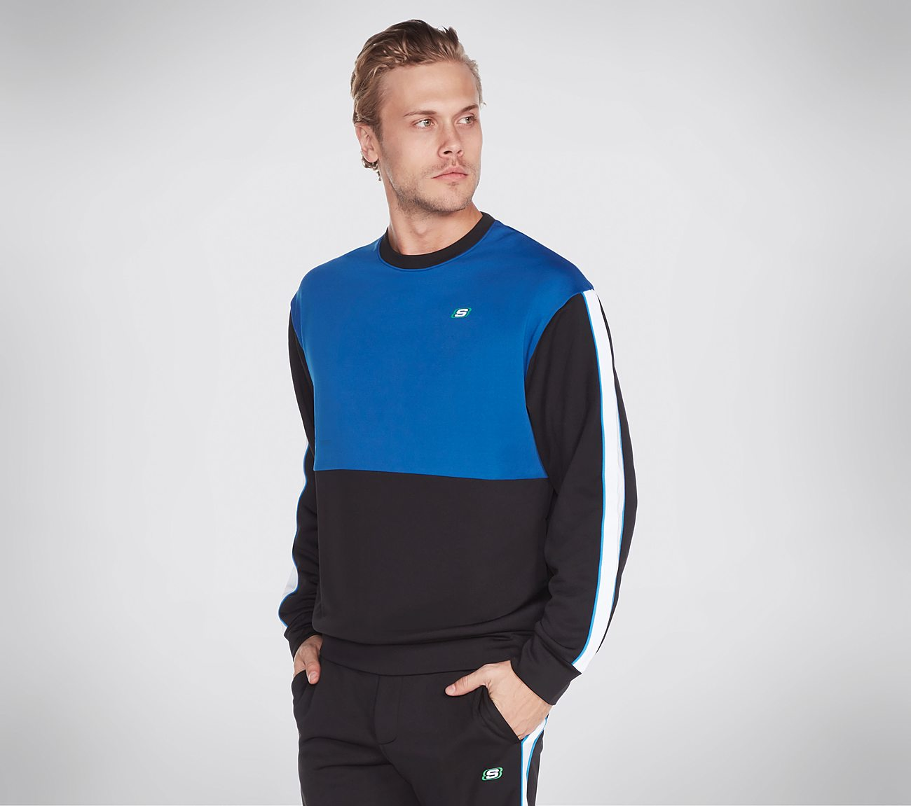 Skechers Apparel Adventure Crewneck Sweatshirt