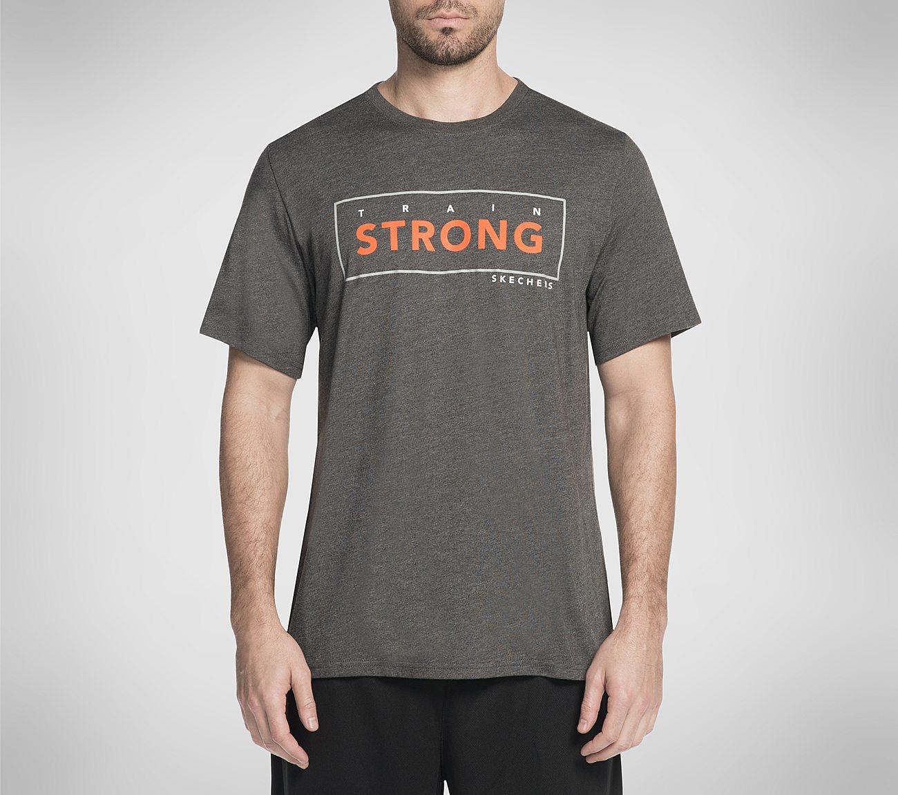 Train Strong Tee Shirt