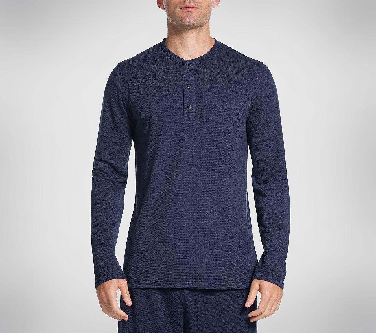 Diffusion Henley Shirt