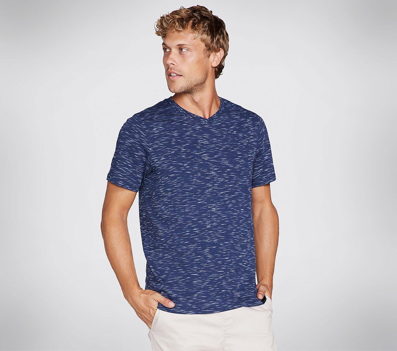Fields V Neck Tee Shirt