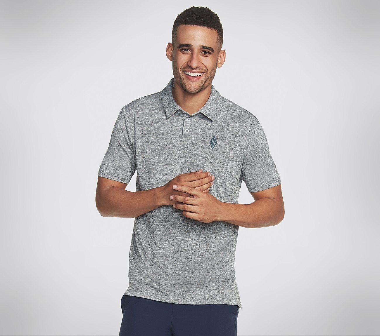 Skechers Apparel Quest Tech Polo Shirt