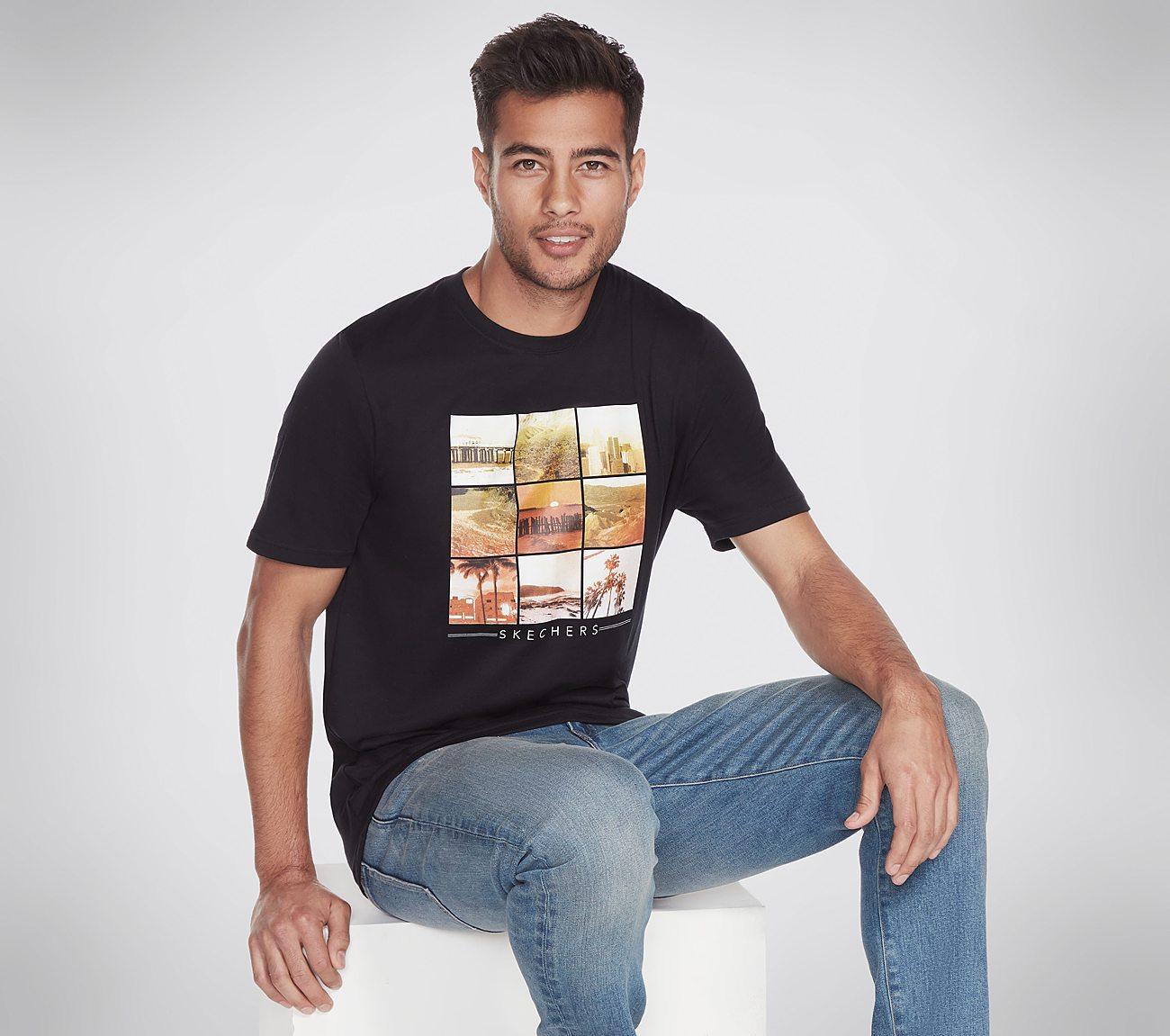 Skechers Apparel Terrain Tee Shirt