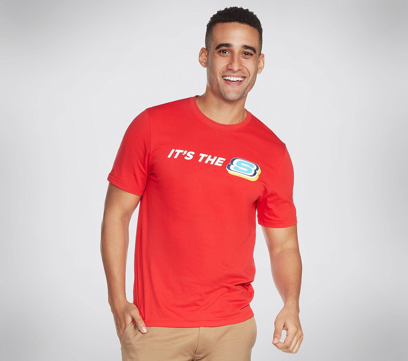 Skechers Apparel It's The S Tee Shirt
