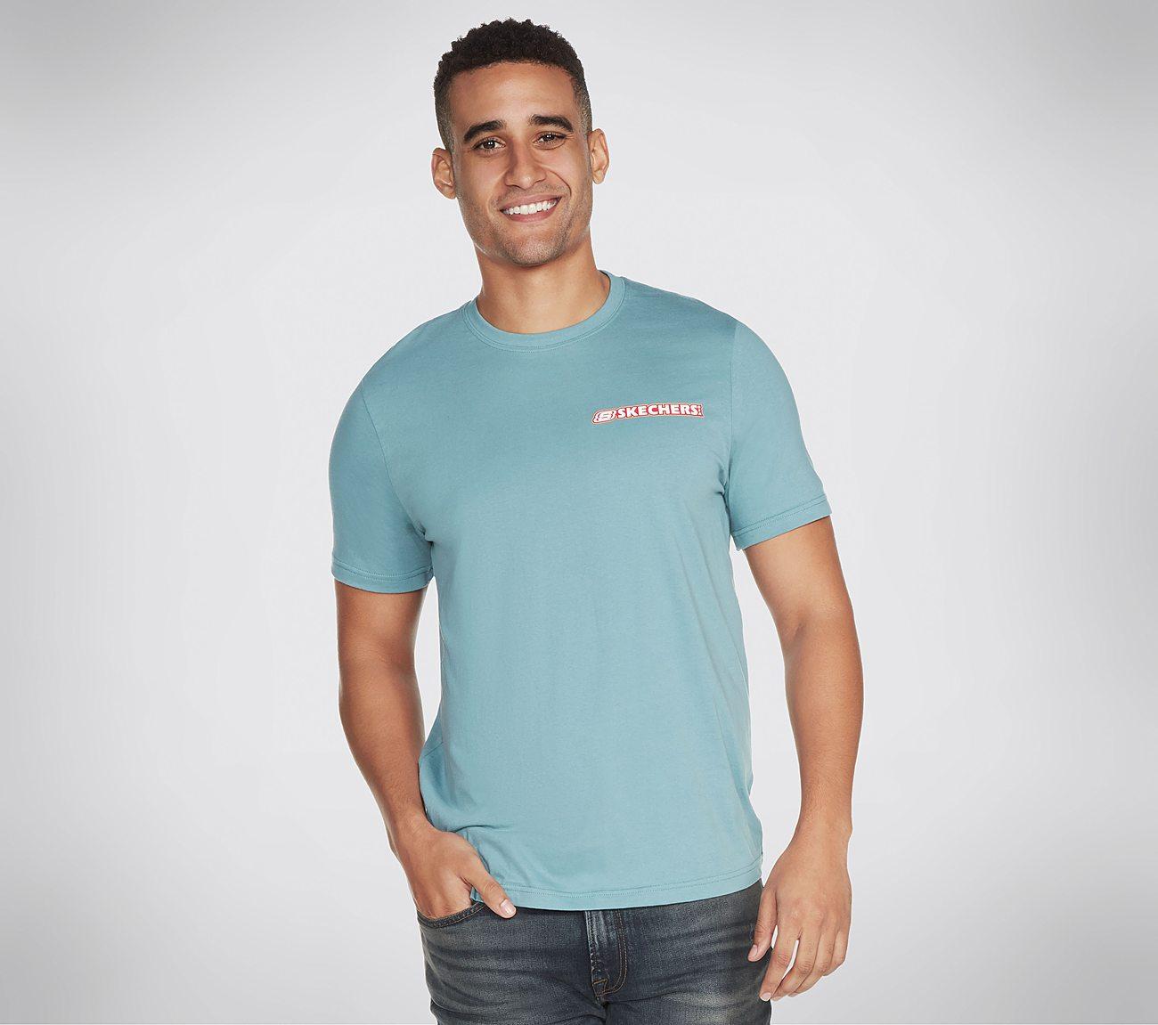 Skechers Apparel S In Fun Tee Shirt