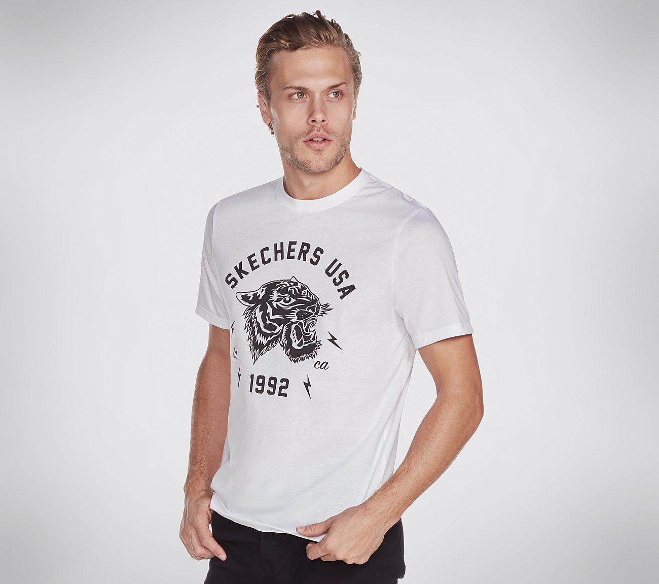 Skechers Apparel Tiger Tee Shirt