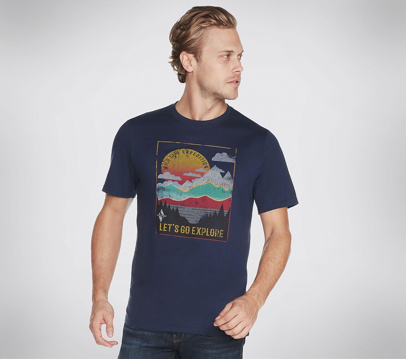 Skechers Apparel Explore Tee Shirt