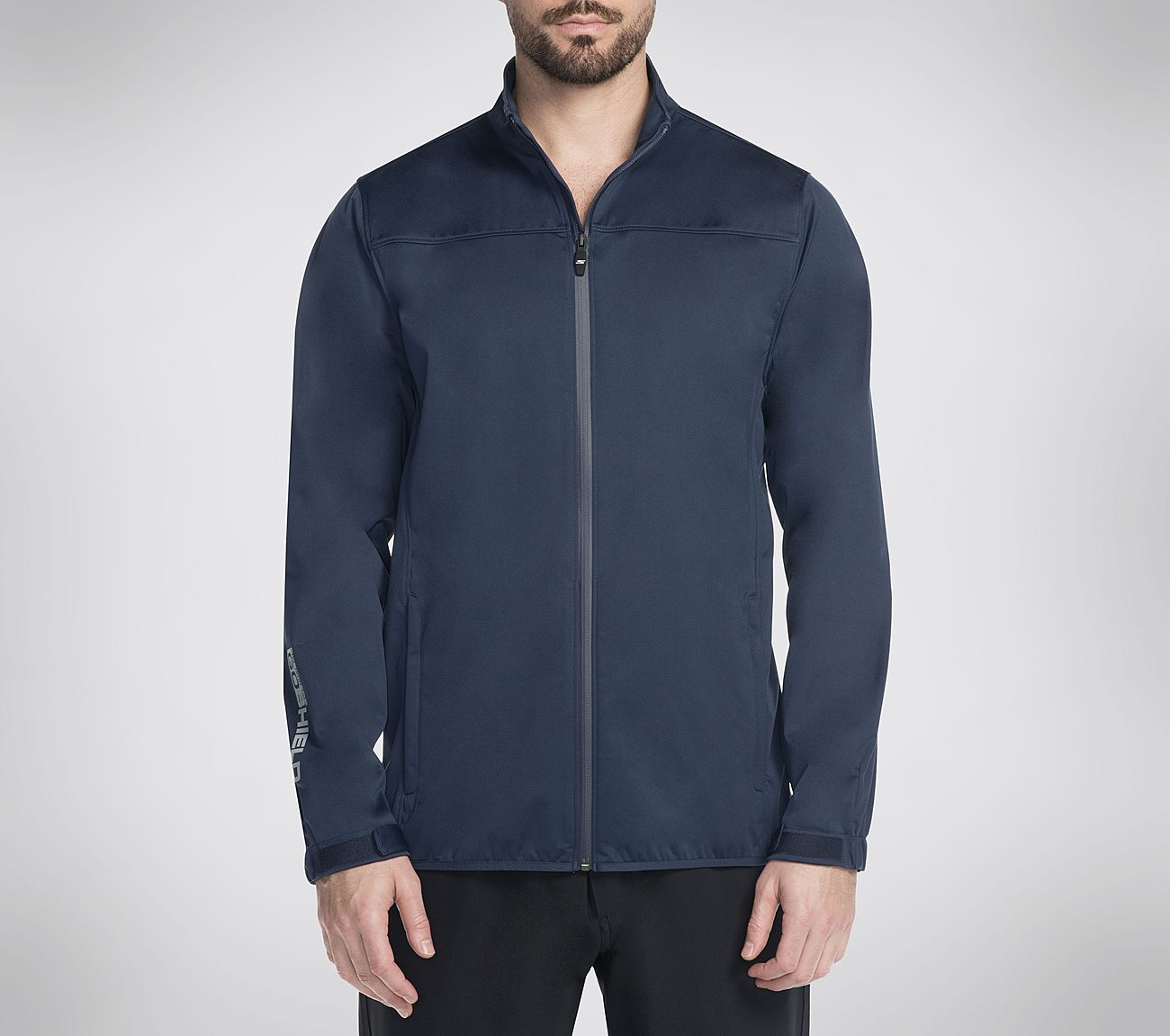 Men's Skechers GOShield Elite Fullzip Jacket