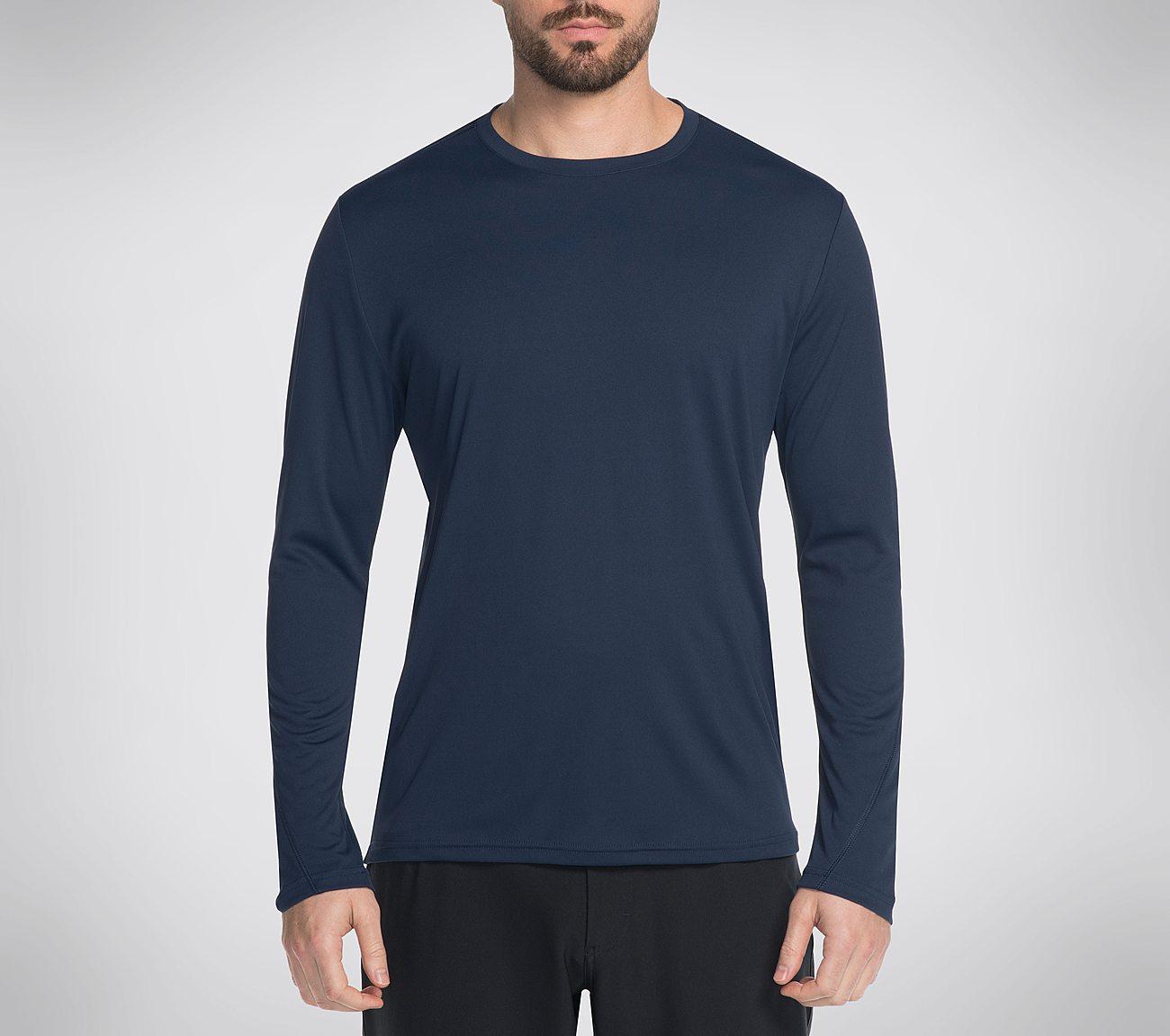 Skechers GO Dri Ultra LS Tee Shirt