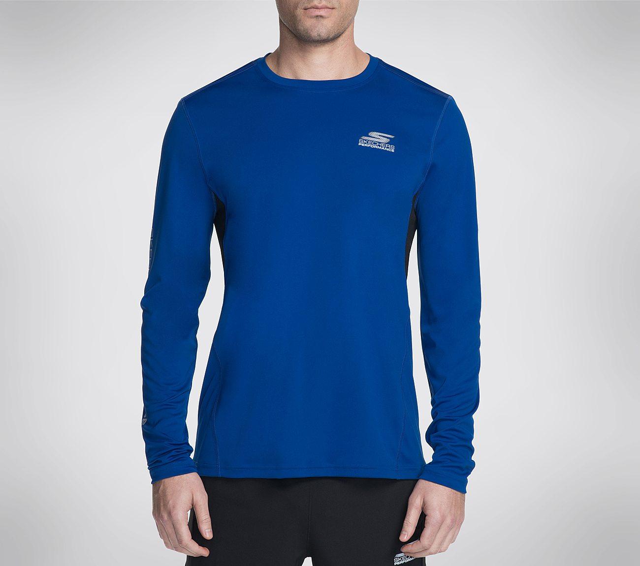 Skechers GO Train UPF LS Tee Shirt