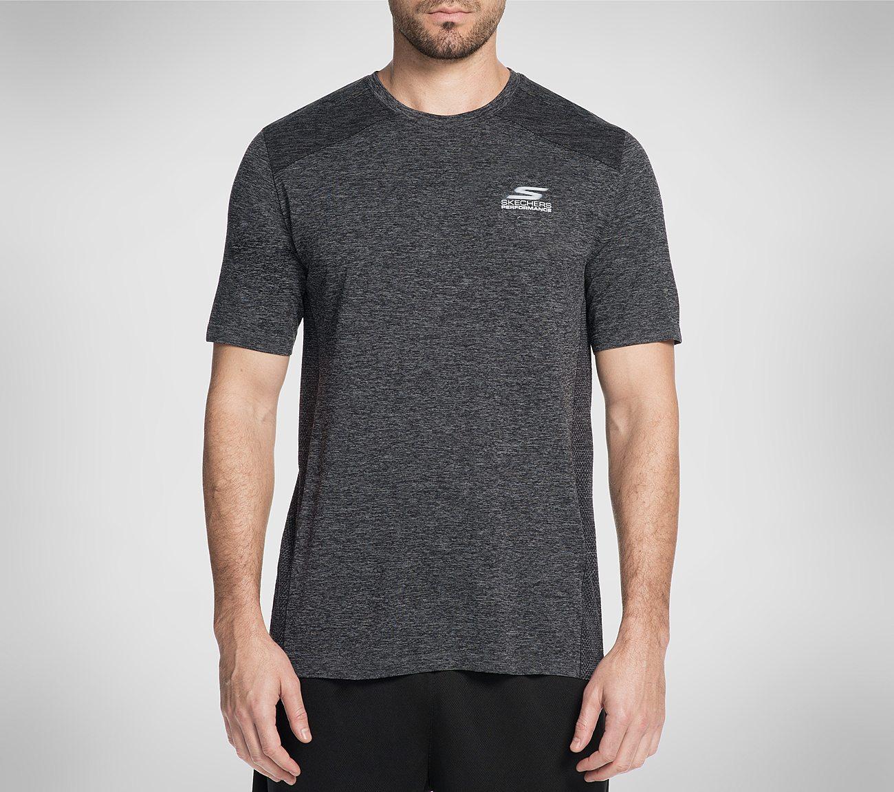 Skechers GO Knit Seamless Tee Shirt
