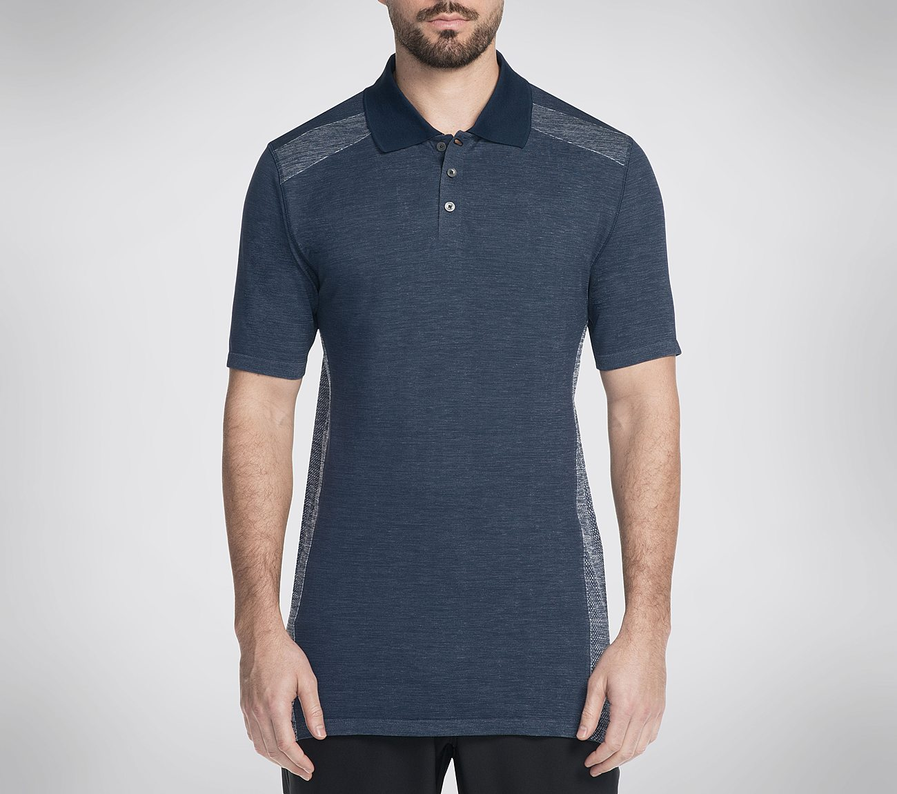 Skechers GO GOLF Knit Seamless Polo Shirt
