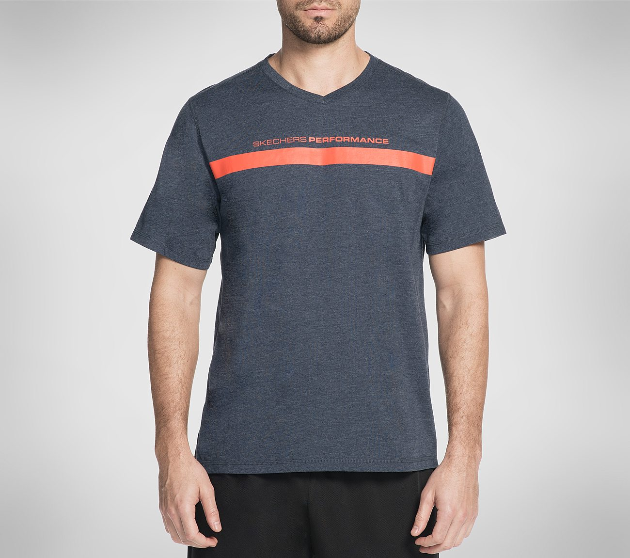 GOwalk Pastime V Neck Tee Shirt
