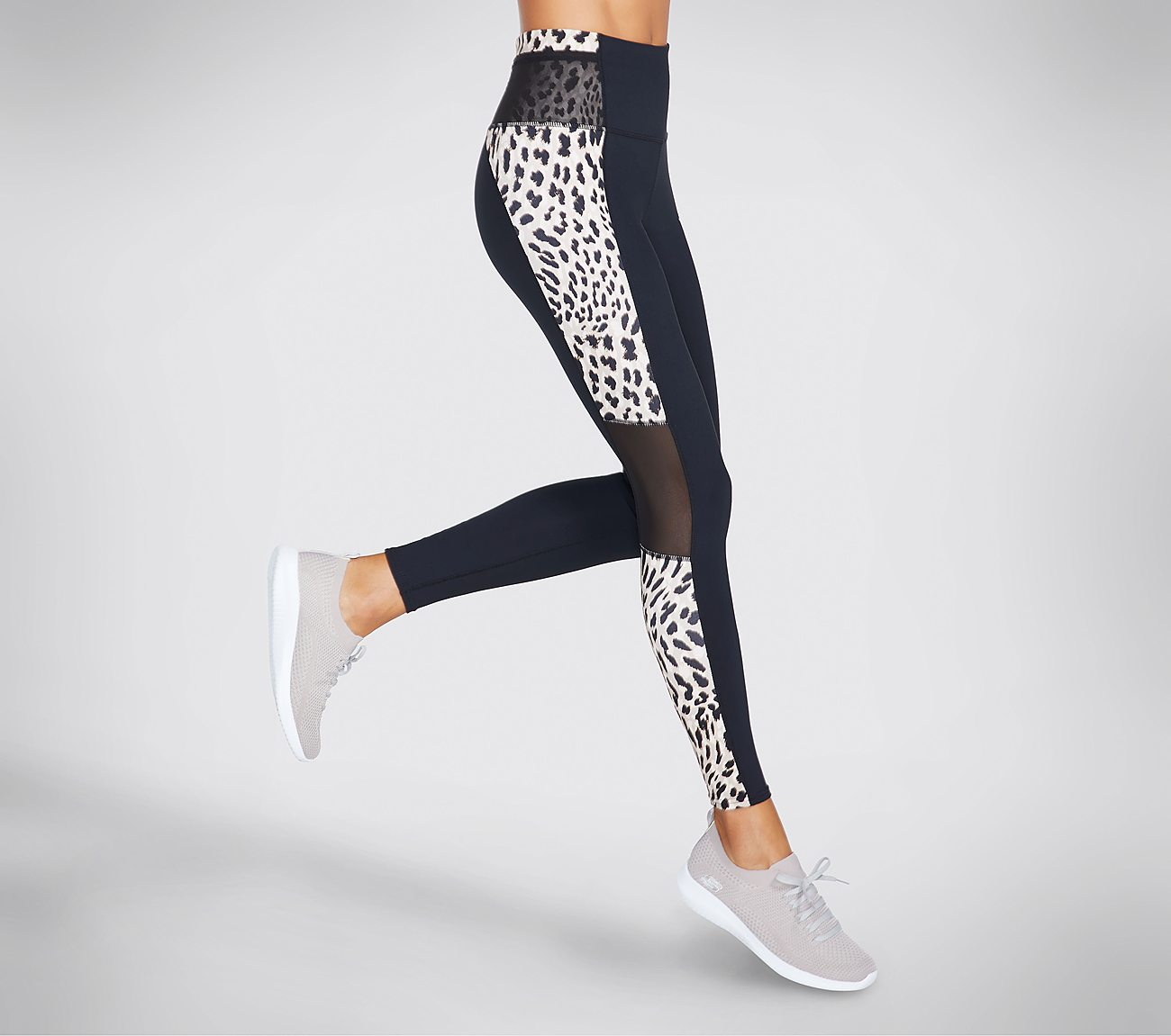 Cheetah Wander High Waisted Leggings
