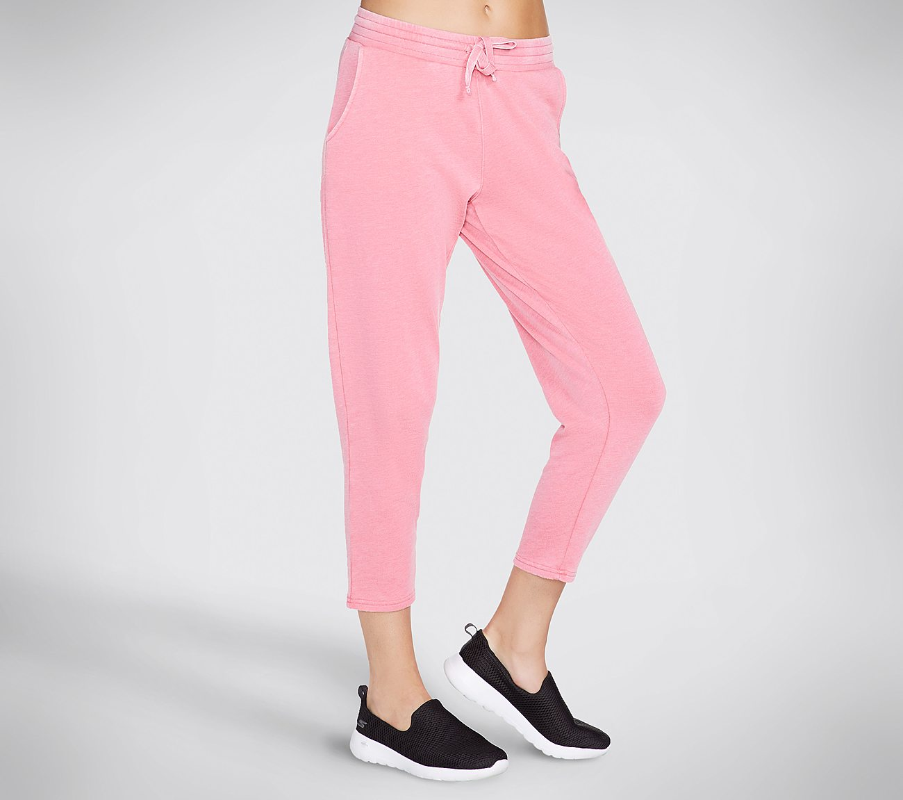 Skechers Apparel Washed Terry Pant