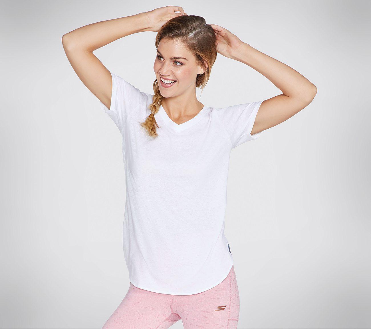 Skechers Apparel Blissful Tunic Tee Shirt