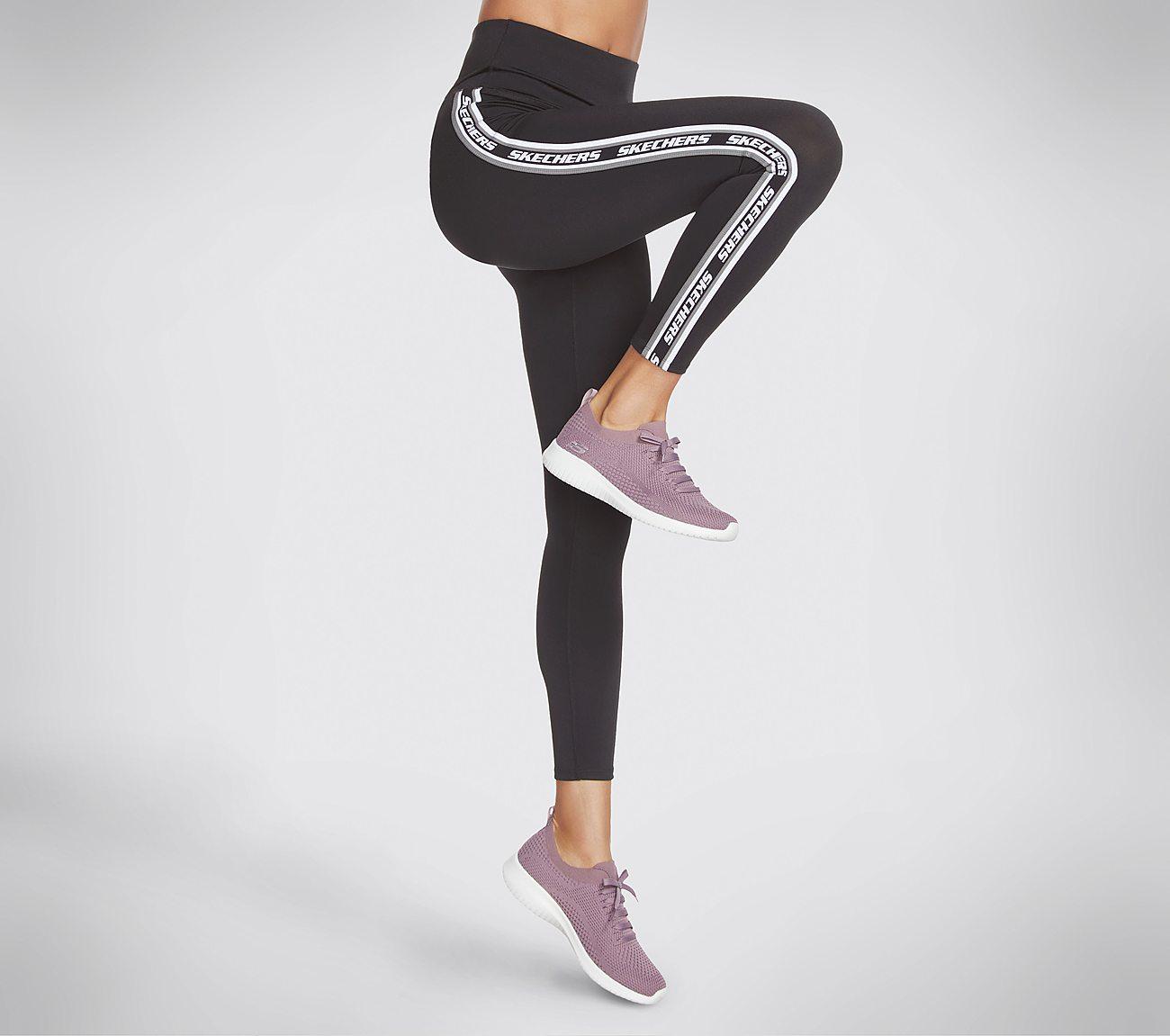 Skechers Apparel Virtual Stripe Legging