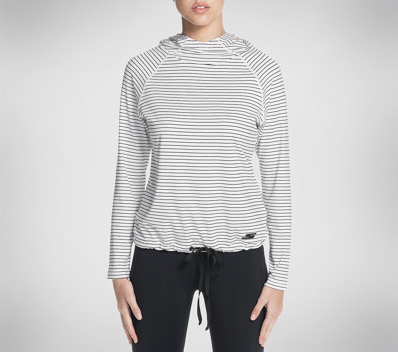 Chakra Stripe Pullover Top