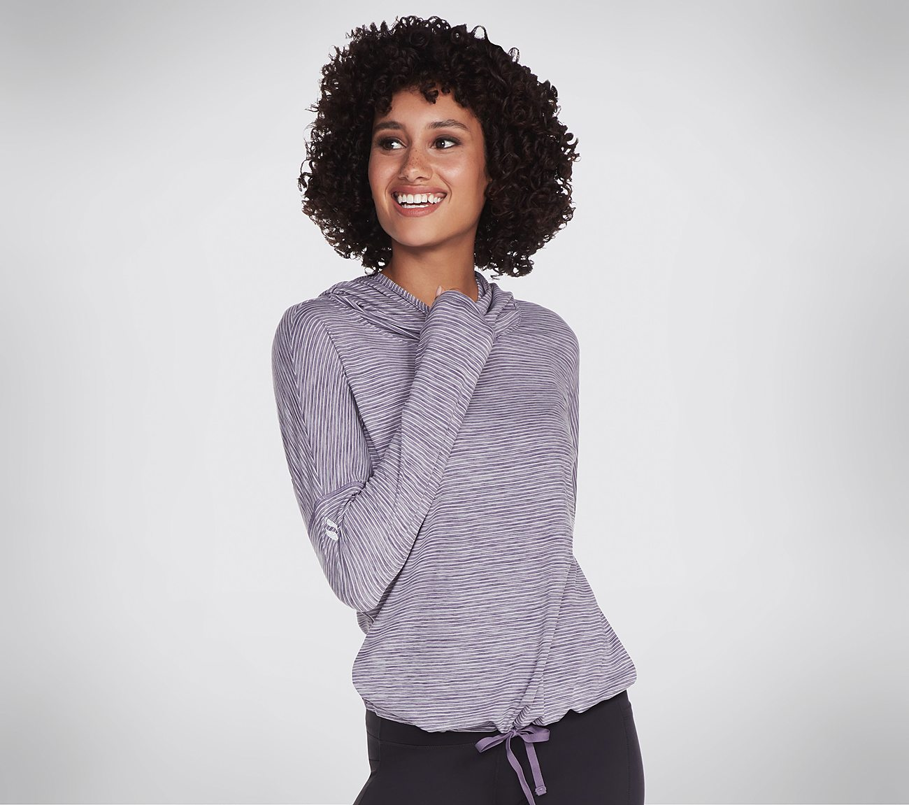 Skechers Apparel Quest Long Sleeve Pullover Top