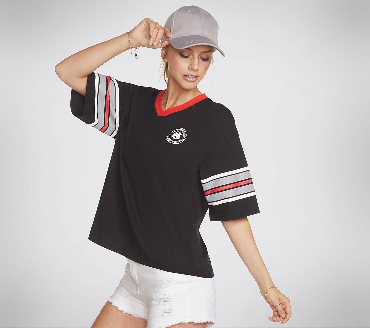Skechers Apparel Collegiate S Tee Shirt