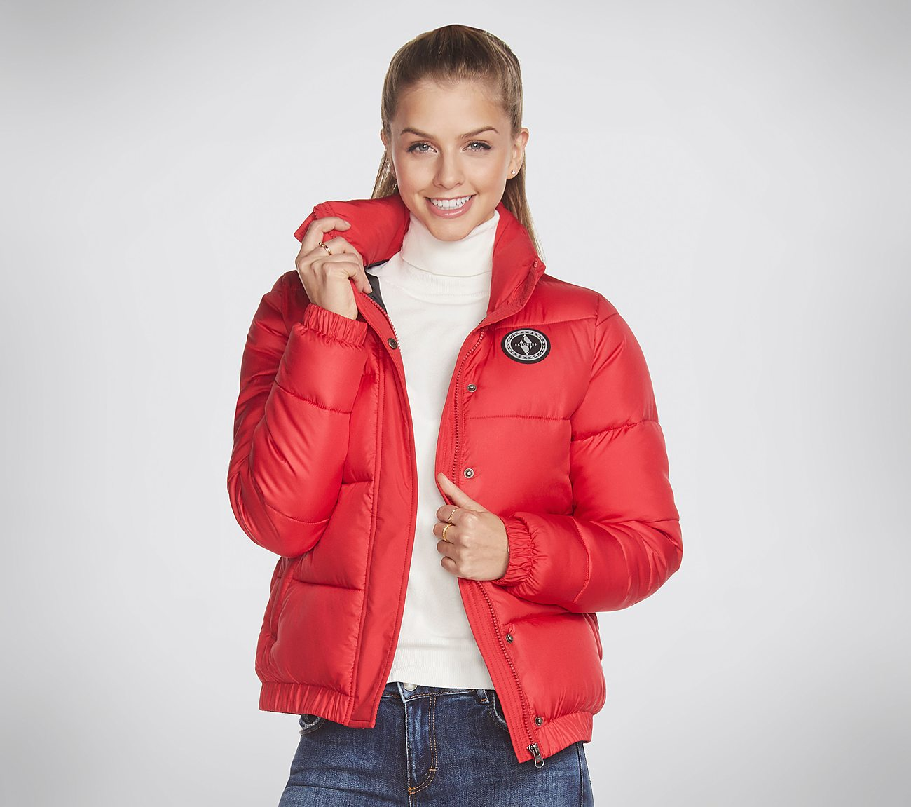 Chill Out Puffer Jacket Skechers