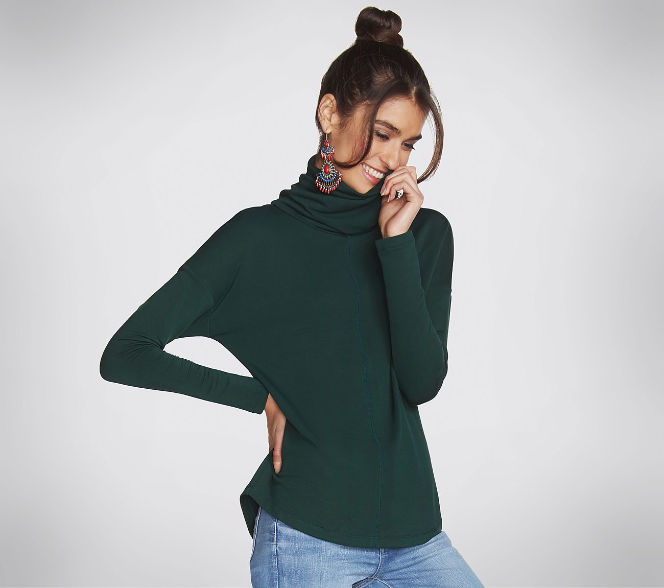 Skechers Apparel Downtime Pullover