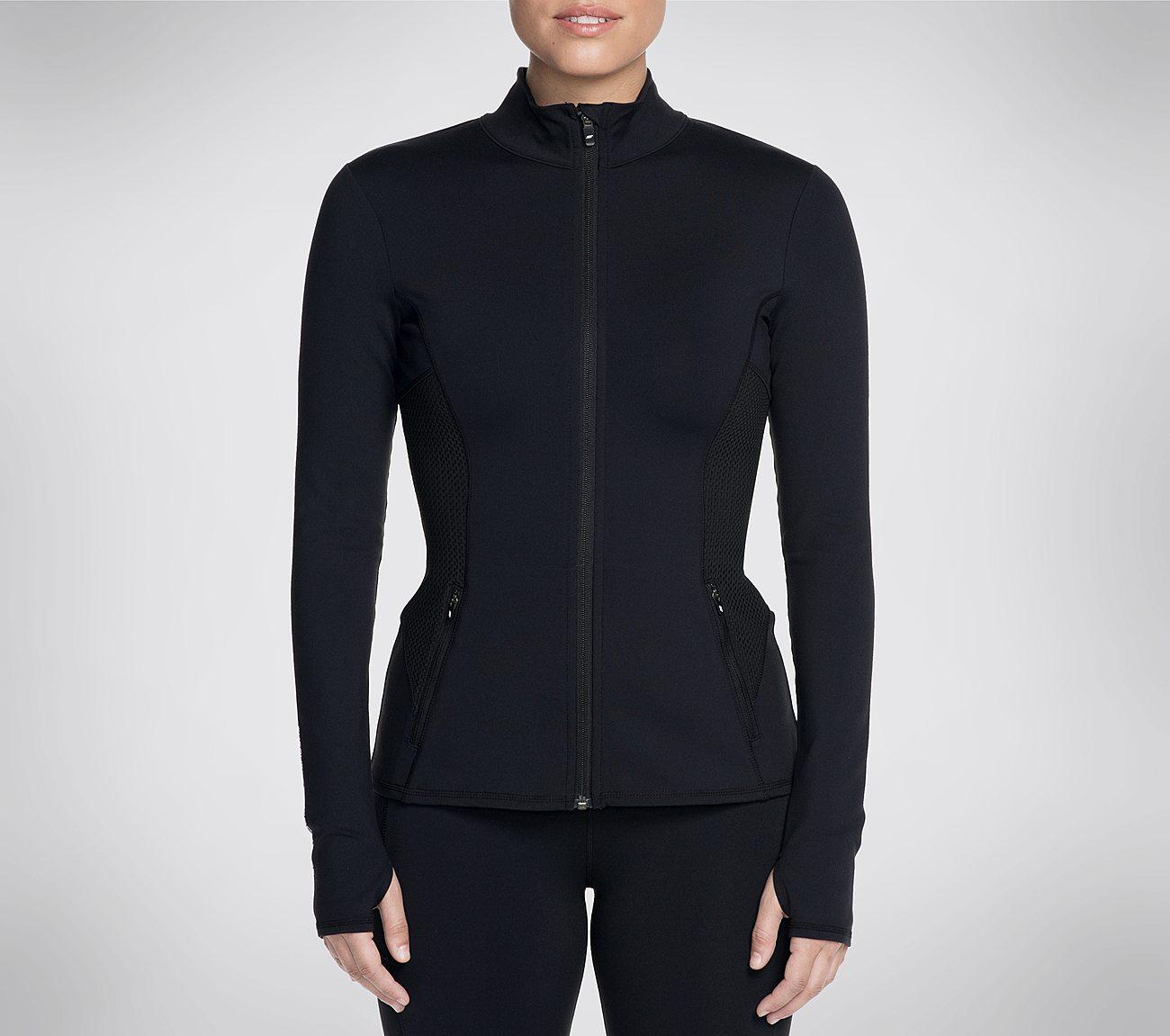 Skechers Tone Knit Jacket