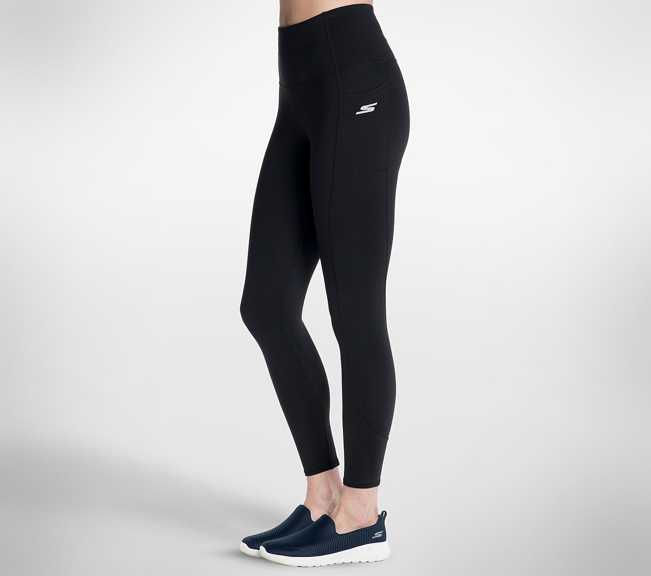 42534f2dcd523 Skechers Backbend High Waisted Legging. Click/tap to zoom · Alternate View  1. Alternate View 2. Alternate View 3