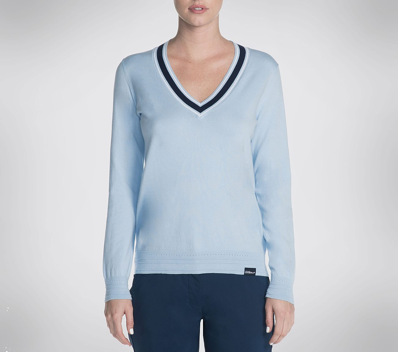 Skechers GO GOLF Clubhouse V-Neck Sweater