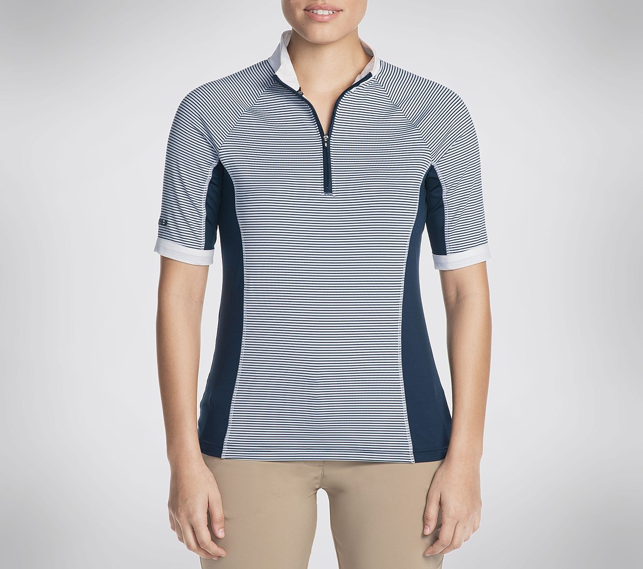 Skechers GO GOLF Fairway Mid Sleeve Polo Shirt