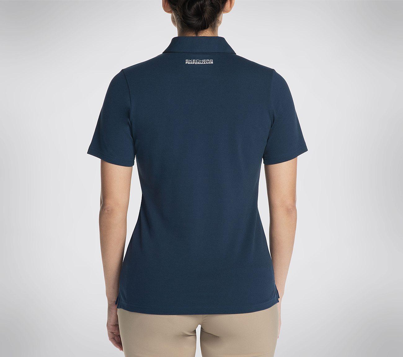 Skechers GO GOLF Comfort Swing Pocket Polo Shirt