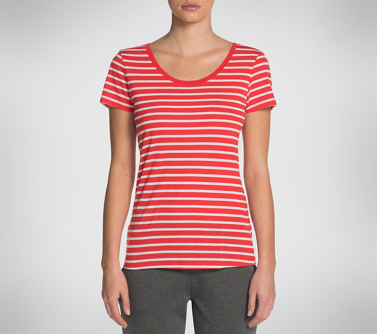 Nautical Striped Tee Shirt