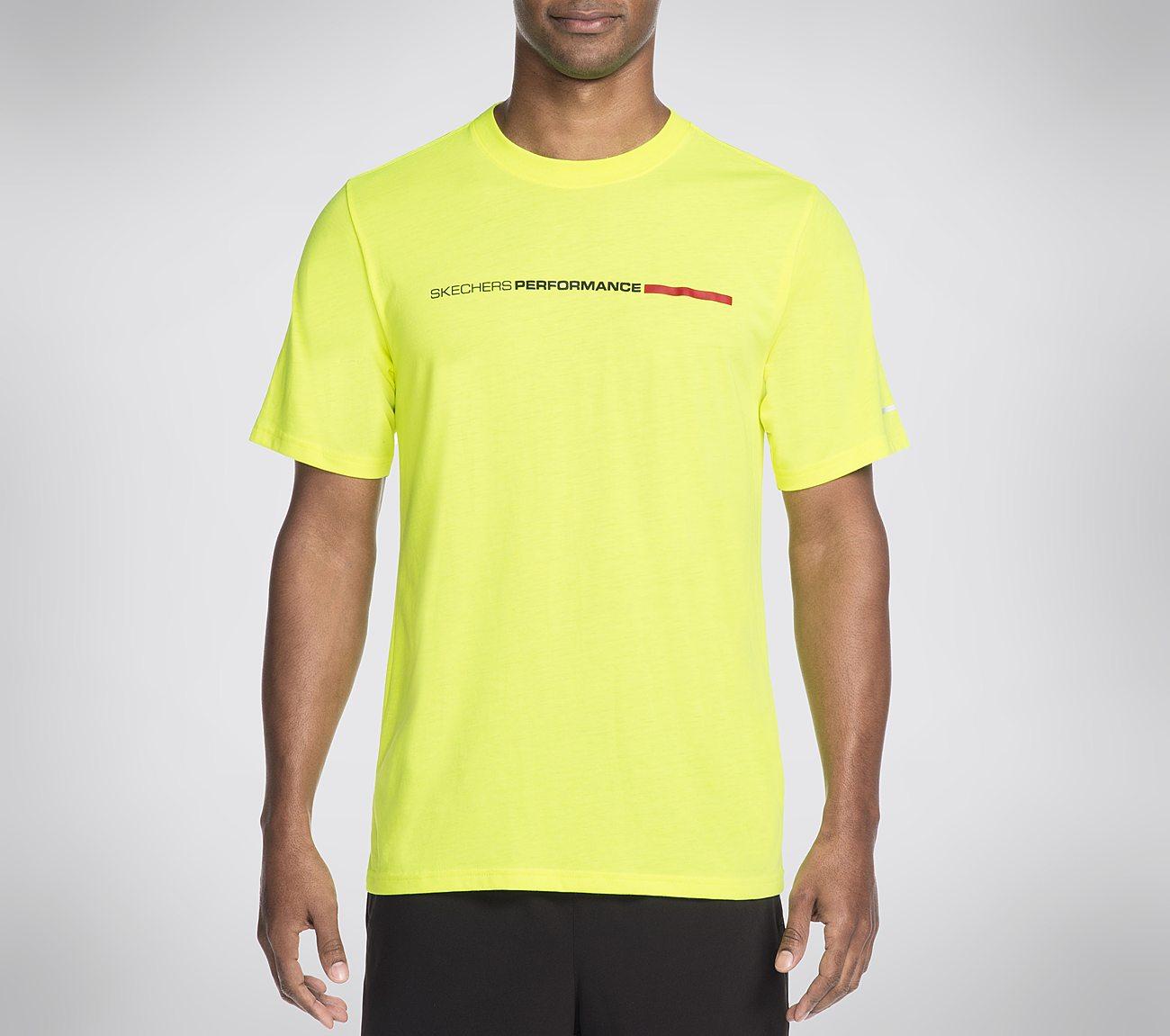 Buy SKECHERS SP Single Bar Tee Shirt