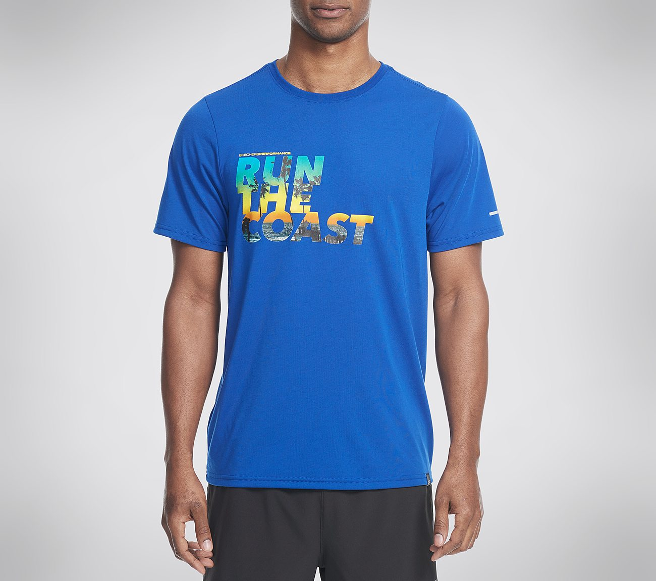 504dc3115 Buy SKECHERS Run the Coast Tee Shirt Apparel Shoes only $10.00