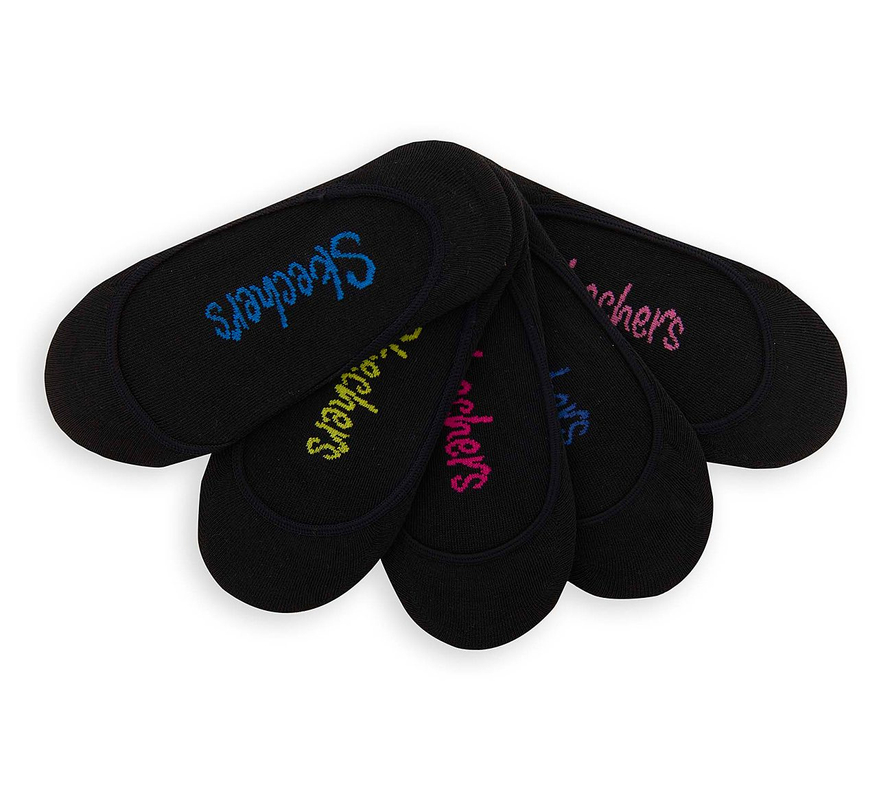5 Pack Superlow Sport Liner Socks