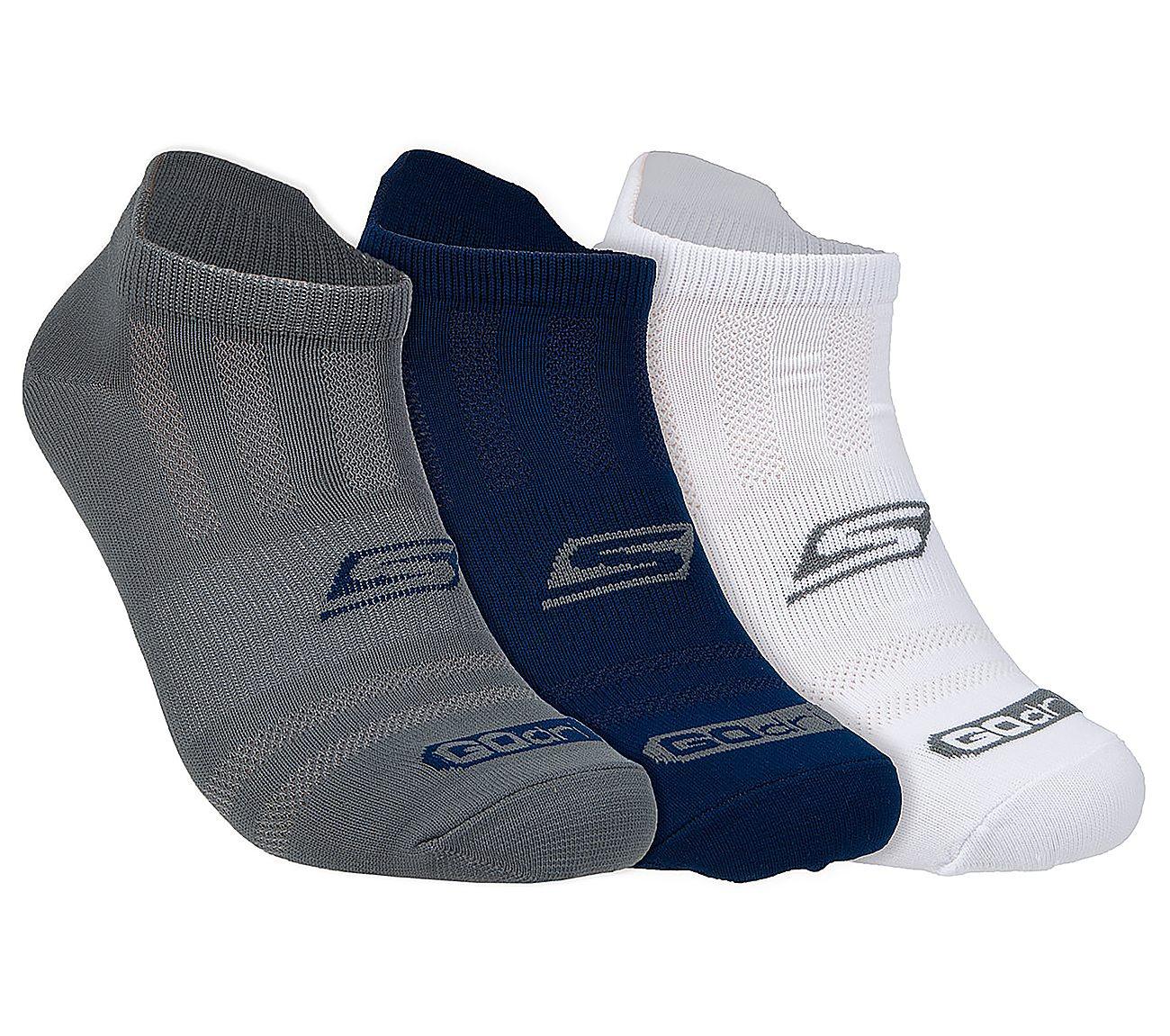 3 Pack Low Cut GOdri Socks