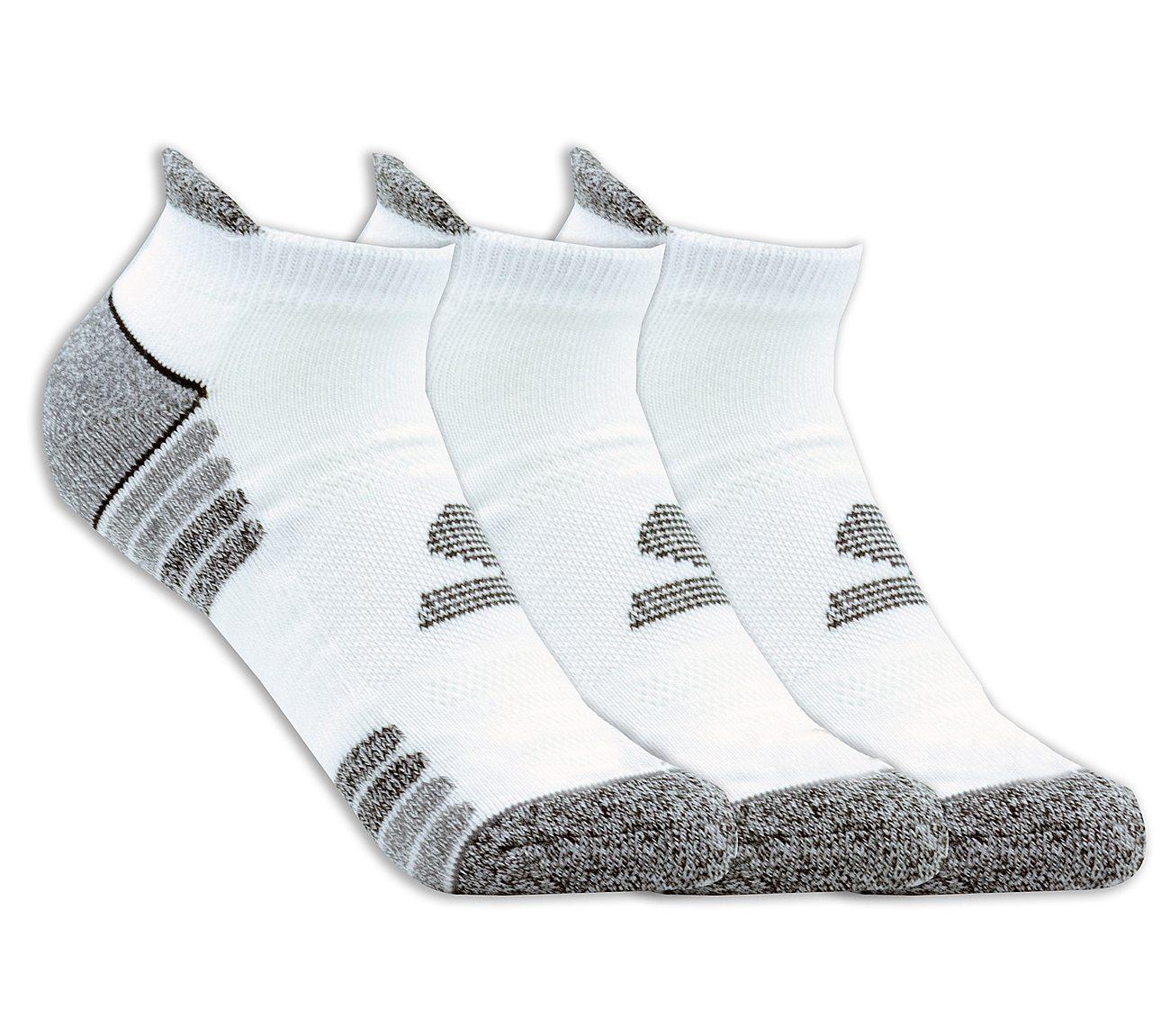 3 Pack GOdri Heathered Performance Socks