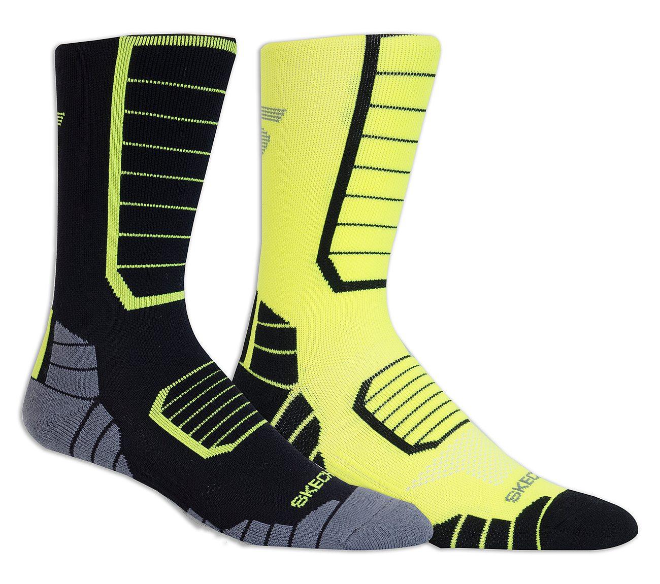 2 Pack Technical Sport Crew Socks