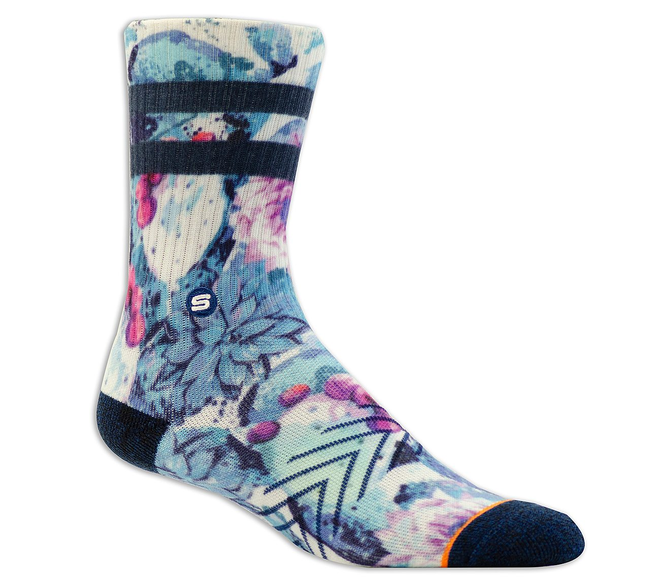 1 Pack Extended Terry Cacti Sock