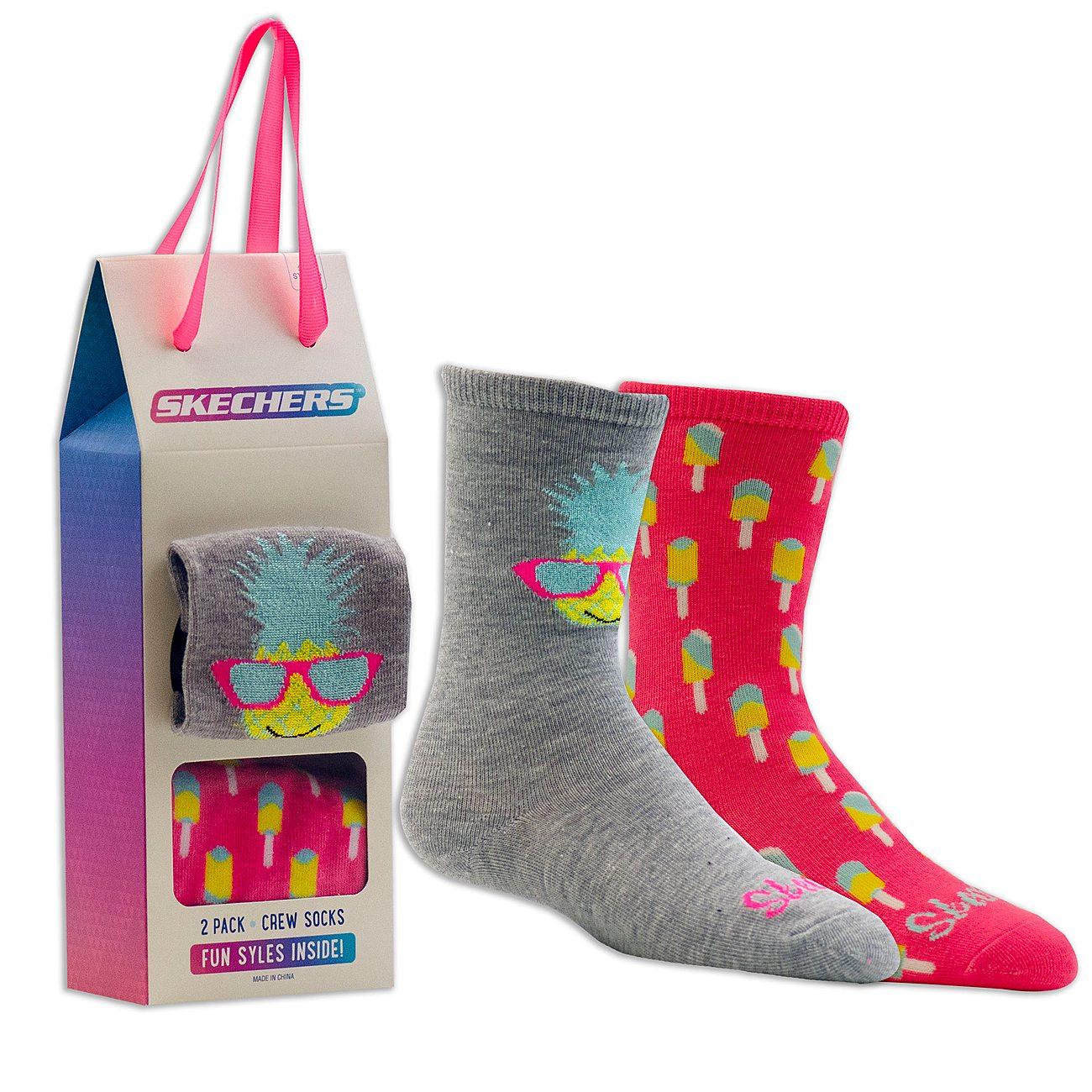 2 Pack Cozy Crew Fruit Pops Socks