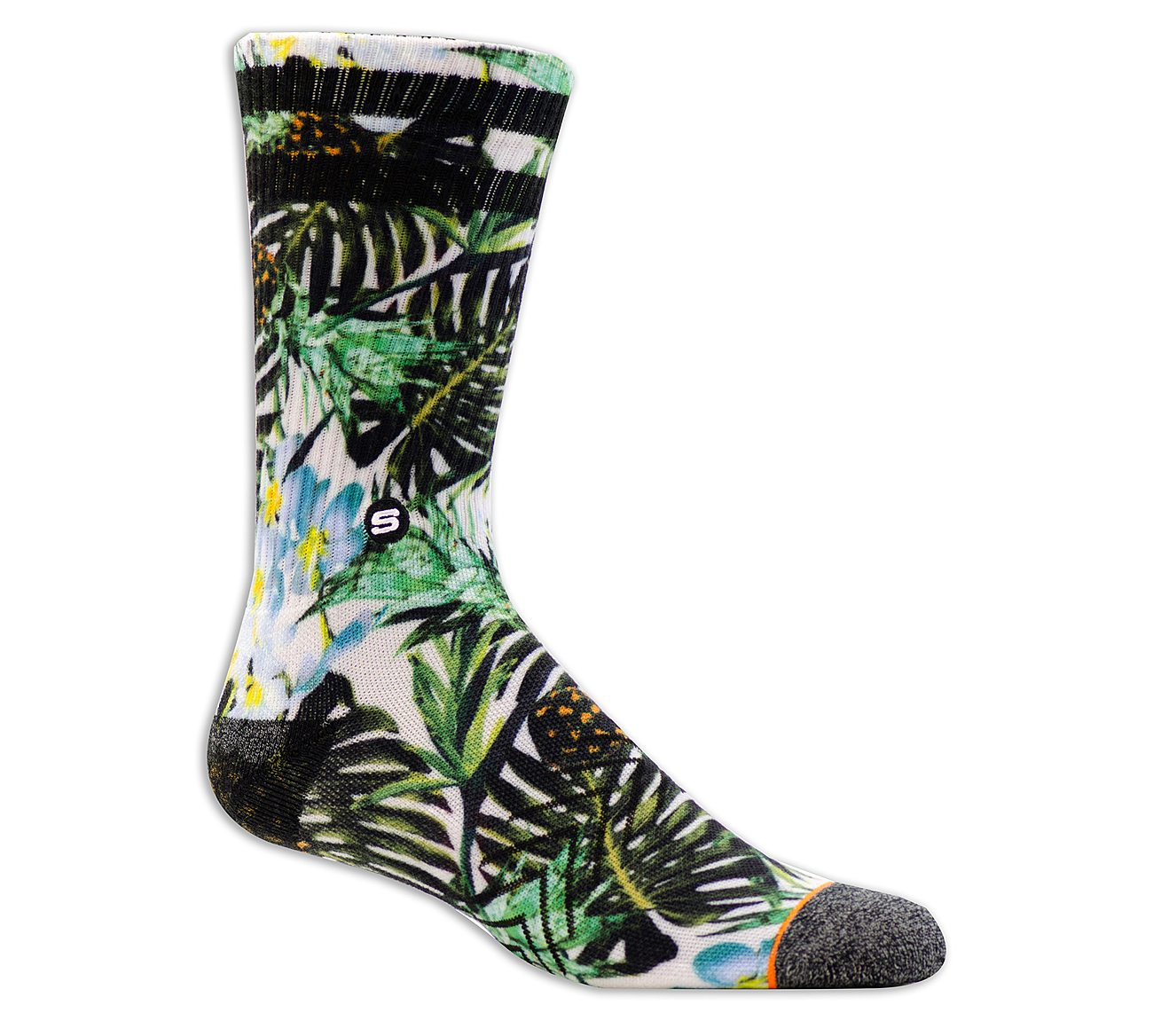 1 Pack Extended Terry Jungle Sock