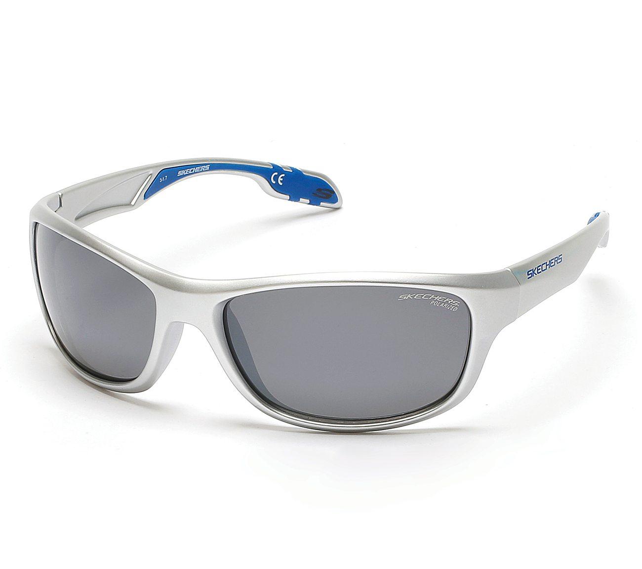 Sport Wrap Color Sunglasses
