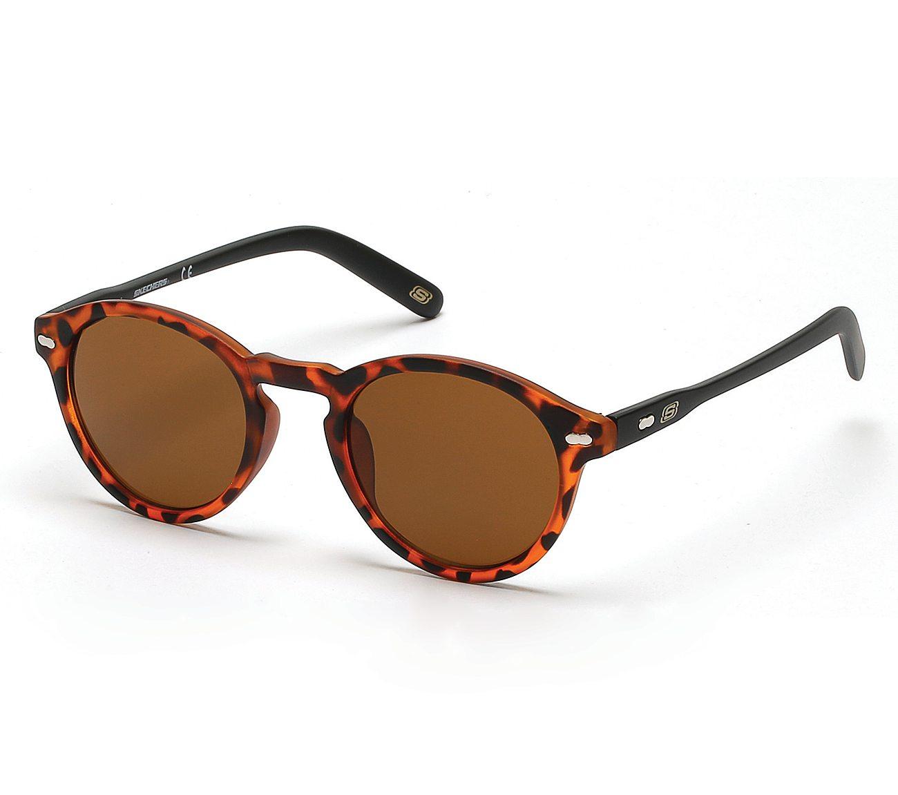 Round Retro Sunglasses