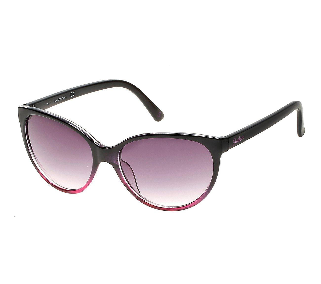 Cat-Eye Color Sunglasses
