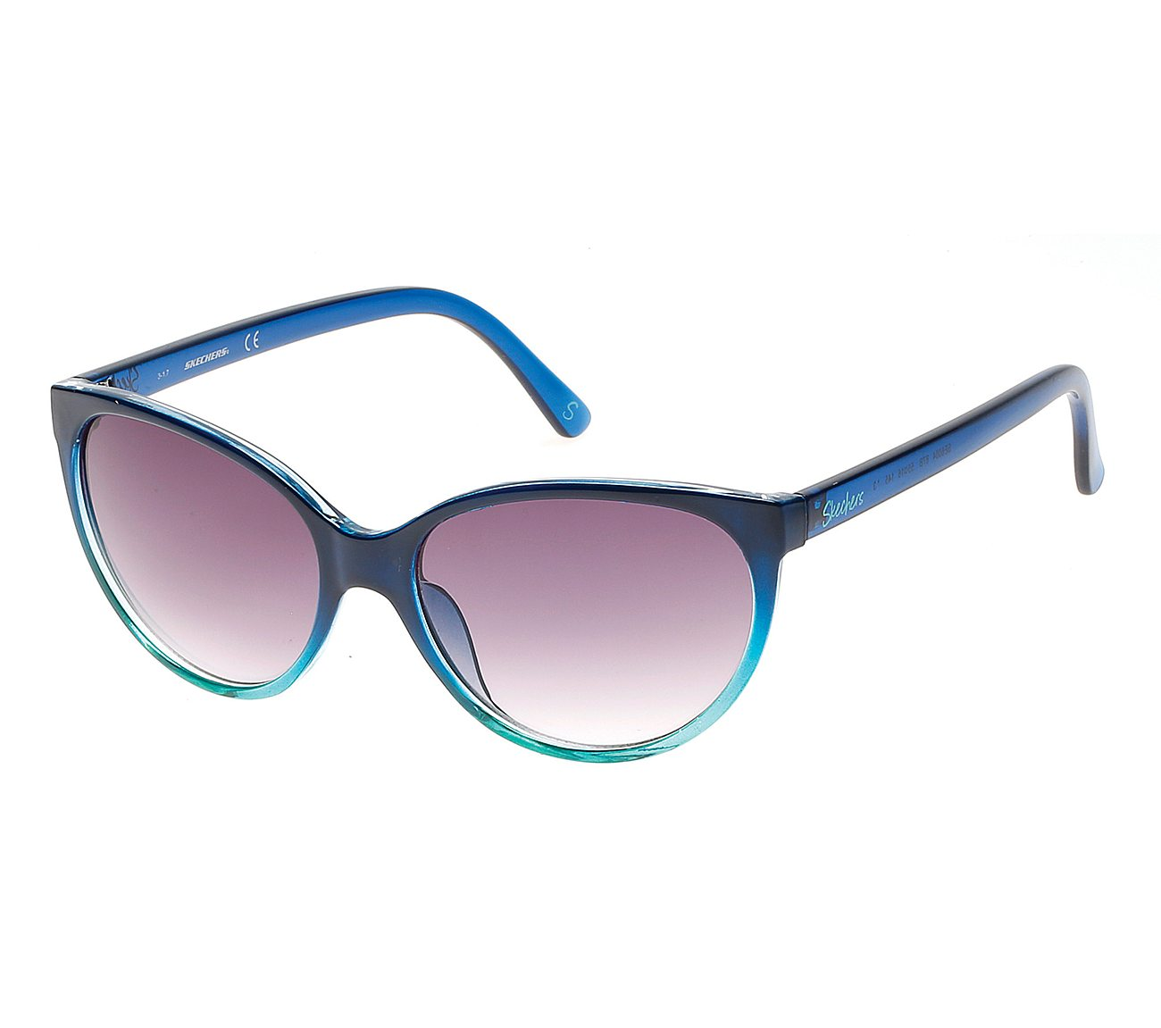 Cat-Eye Color Sunglasses